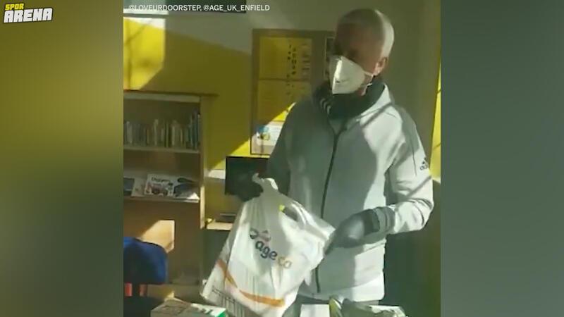 Mourinho'yu böyle görmediniz! Corona virüsü günlerinde...