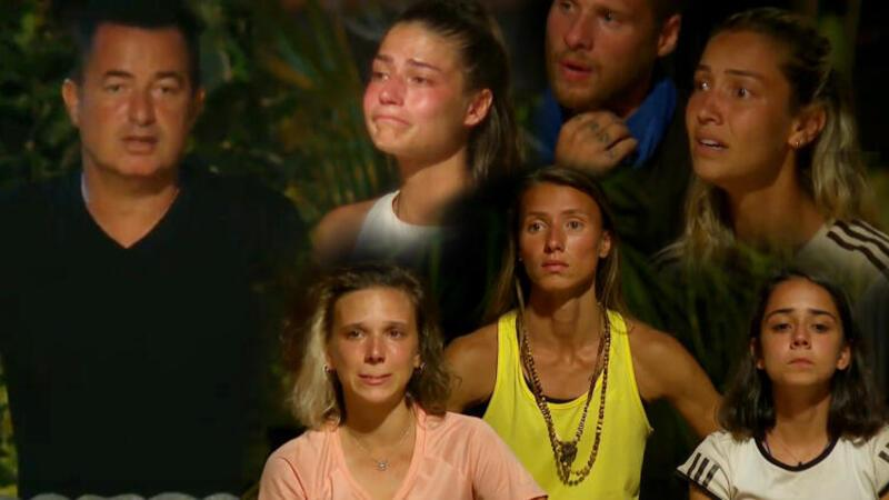 Survivor'da acil durum konseyi toplayan Acun Ilıcalı'dan korona açıklaması... Gözyaşları sel oldu!