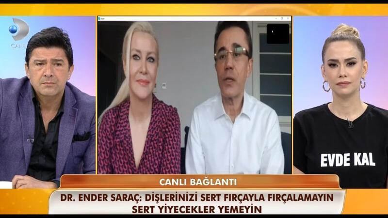 Dr. Ender Saraç ilk kez açıkladı: Hastaneye neden başvurdu