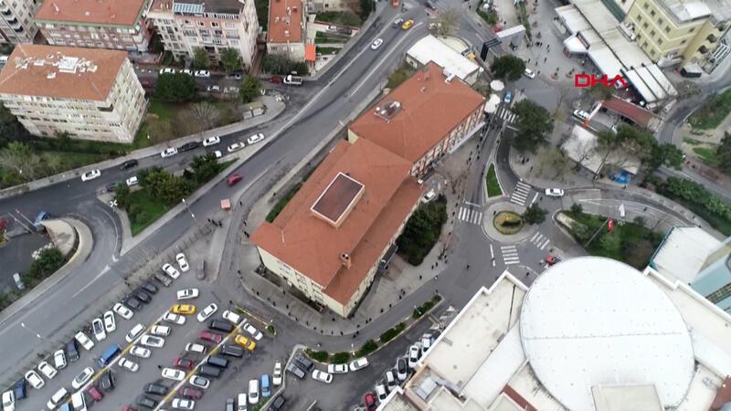 Bakırköy'de corona virüs testi kuyruğu giderek artıyor