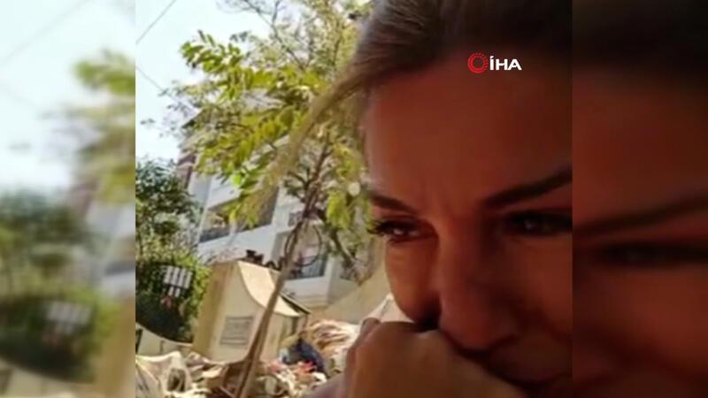 Hindistan'da mahsur kalan Türk vatandaşının gözyaşlarıyla yardım çığlığı