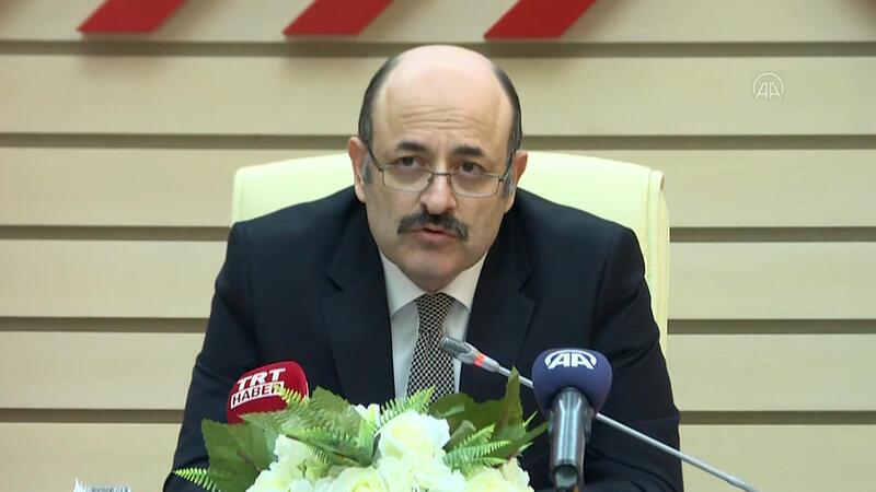 YÖK Başkanı Saraç:  Bahar döneminde yüz yüze eğitim yapılmayacak