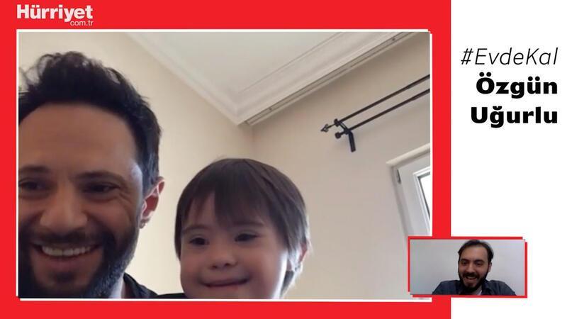 Dünya Down Sendromu Günü özel yayını | Özgün oğlu Ediz'le en duygusal anını anlattı | #EvdeKal