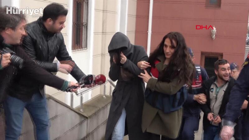 Yağmur Aşık, jandarmadan kaçan cezaevi firarisiyle aynı araçta yakalandı