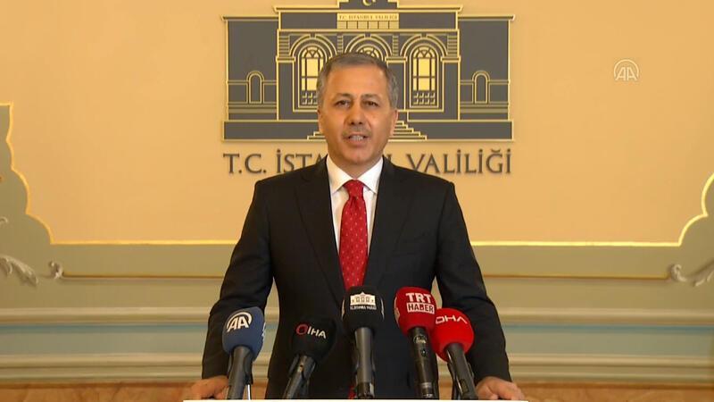 Son dakika: İstanbul Valisi Yerlikaya'dan İstanbullulara çağrı