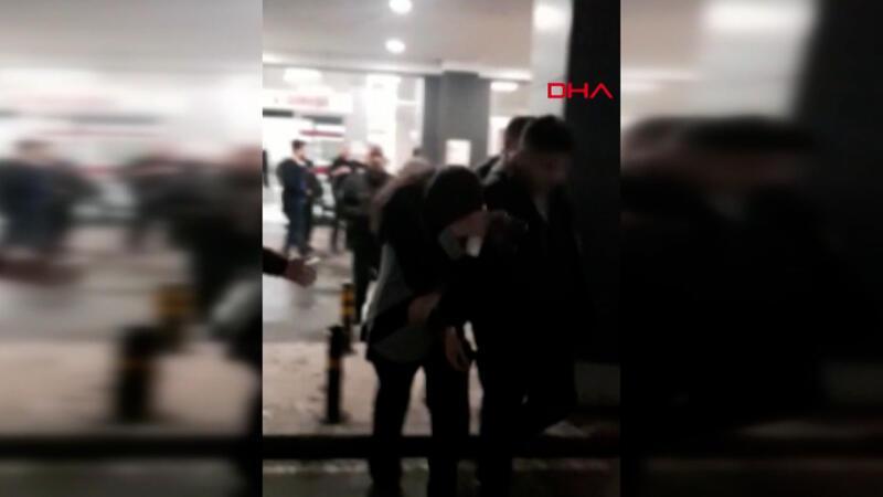 36 ayrı yakalama kararı olan kadın yakalandı