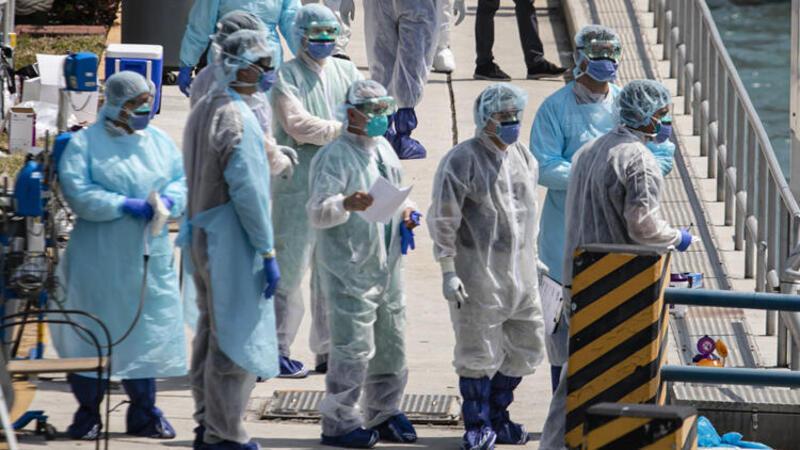 Son dakika... ABD'de, corona virüs vaka sayısı her geçen gün artıyor