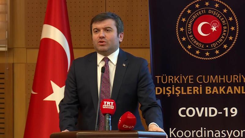 Corona Virüsü nedeniyle yurt dışında 50 Türk hayatını kaybetti