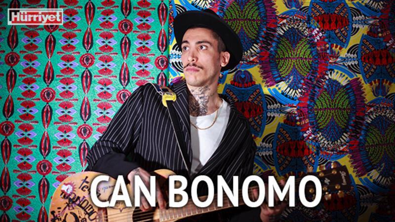 Can Bonomo Hürriyet Cumartesi'de