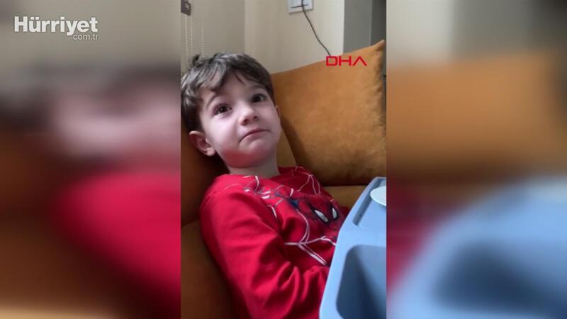Koronavirüsten korkan rektörün oğlu, kıyafetlerini banyoda yıkadı