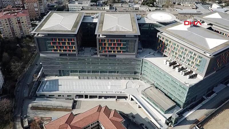 Okmeydanı Eğitim ve Araştırma Hastanesi, yeni binasına kavuşuyor