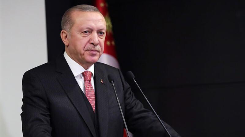 Cumhurbaşkanı Erdoğan millete sesleniş konuşması yaptı