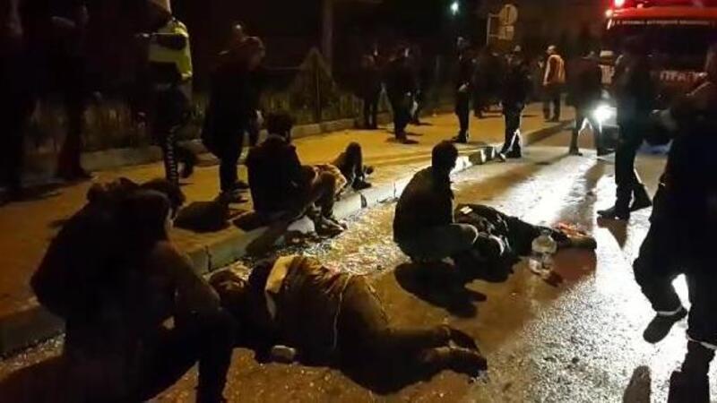 Fatih'te kazada can pazarı
