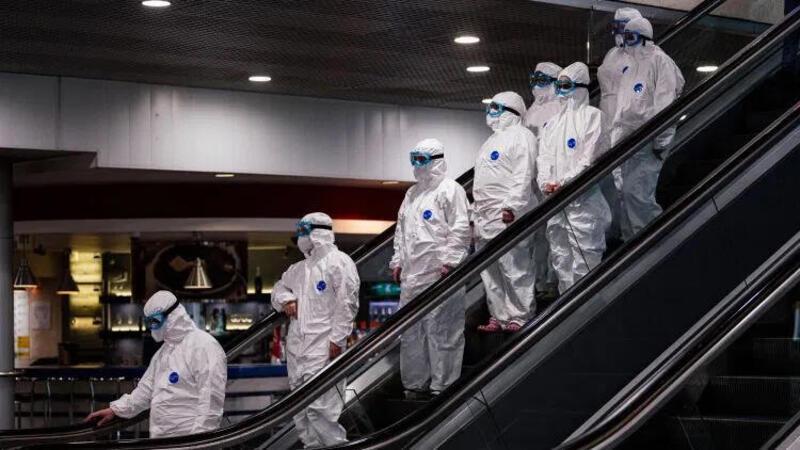 Son dakika: Rusya'da Corona Virüs vaka sayısında rekor artış