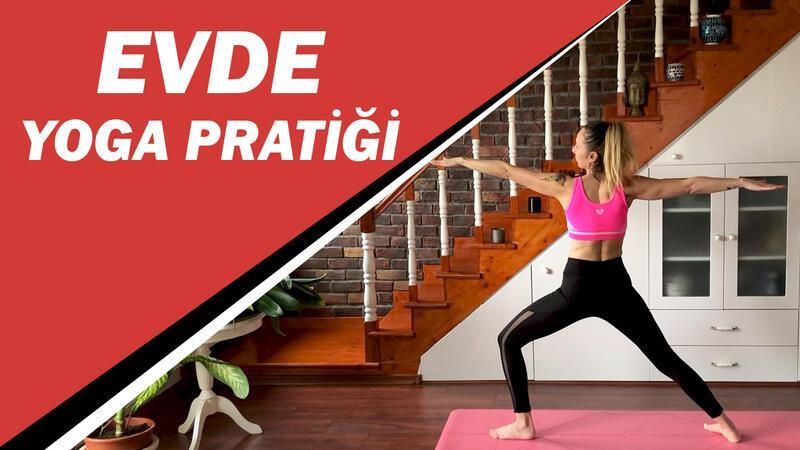 Evde yapabileceğimiz kısa yoga pratiği