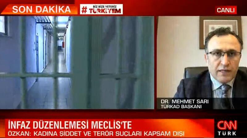 TÜRKAD Başkanı Mehmet Sarı CNN TÜRK'e konuştu