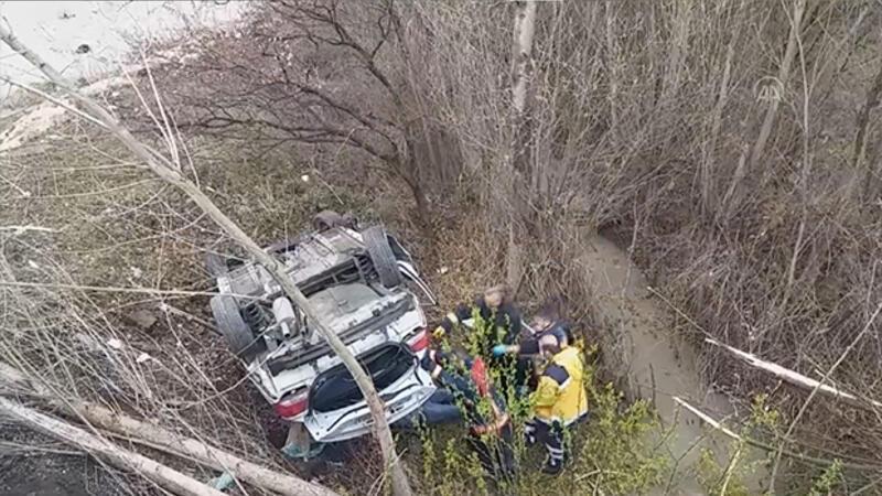 Sivas'taki feci kazada 4 kişi öldü