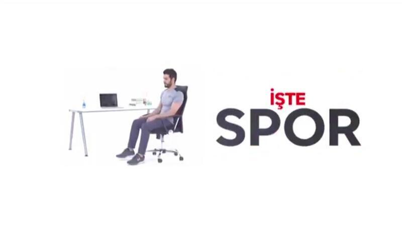 Gençlik ve Spor Bakanlığından 'evde spor' paylaşımı