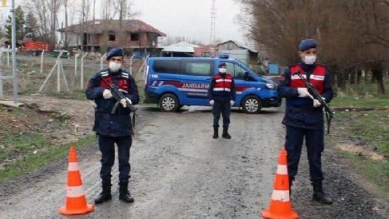 Son dakika haber: Konya Beyşehir'de bir mahallede Corona Virüs şüphesi