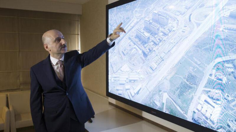 """Ulaştırma ve Altyapı Bakanı: """"Başakşehir Şehir Hastanesi'nin yolları Bakanlığımızca yapılacak"""""""