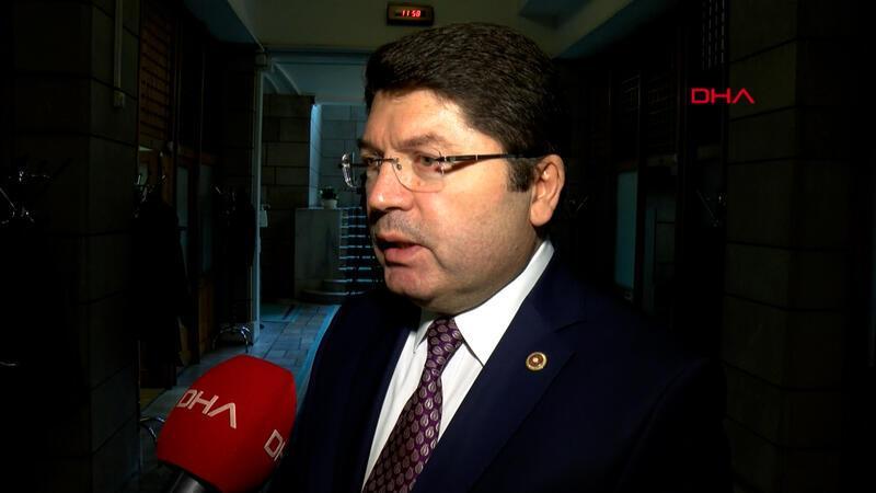 TBMM Adalet Komisyonu Bakanvekili Tunç: Hükümlülere izin, iki kez uzatılabilecek