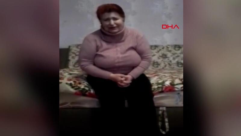 Ukrayna'da koronavirüsü ilk bulaştıran kadın böyle af diledi