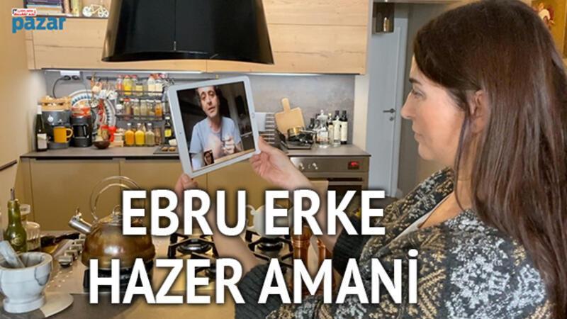 Hazer Amani'den mutfak sırları.