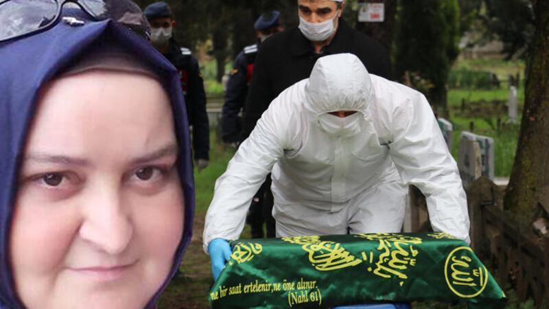 Corona Virüsten ölen annenin bebeği de kurtarılamadı