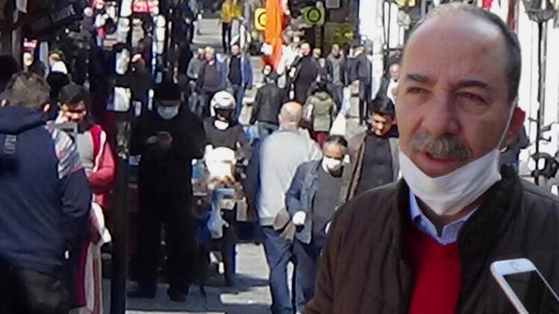 Belediye Başkanı isyan etti: Allah aşkına evden çıkmayın