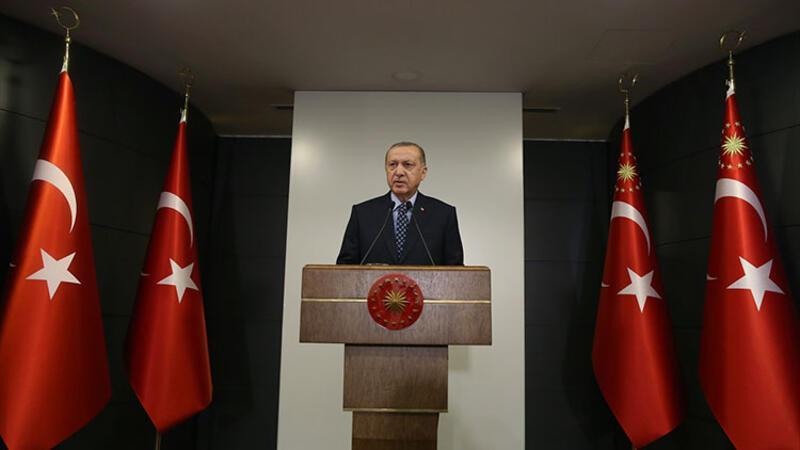 Cumhurbaşkanı Erdoğan corona virüsle ilgili alınan yeni tedbirleri açıkladı