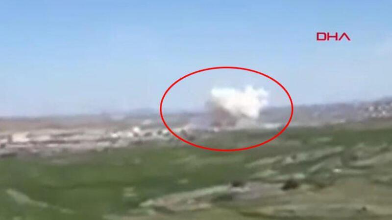 Ankara'da Roketsan'da patlama! İşte ilk görüntüler