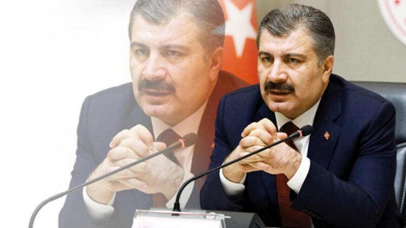Sağlık Bakanı Fahrettin Koca, açıklamalarda bulundu