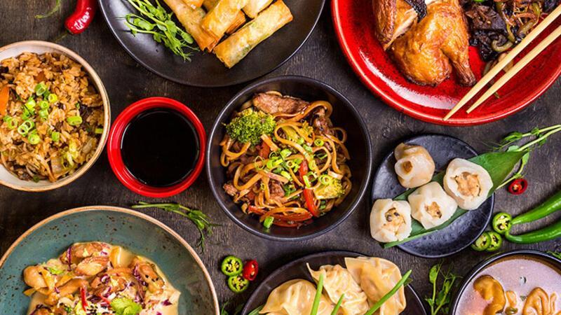 İstanbul'un en iyi 10 Çin restoranı hangisi?