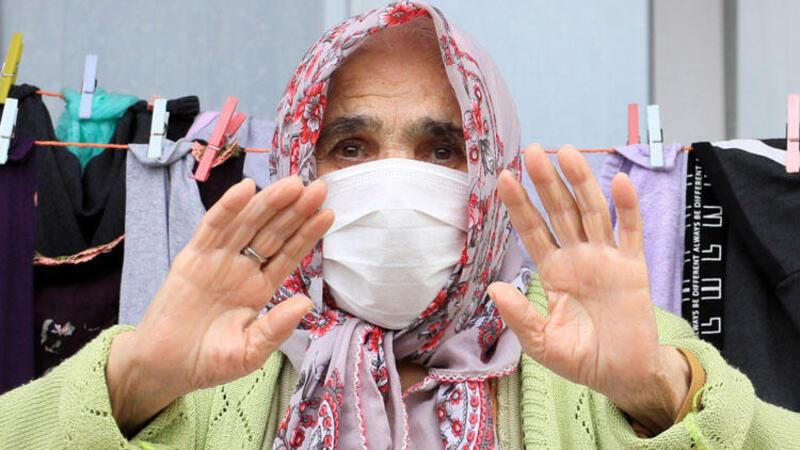 83 yaşında koronavirüsü yendi ama iki oğlunu kaybetti
