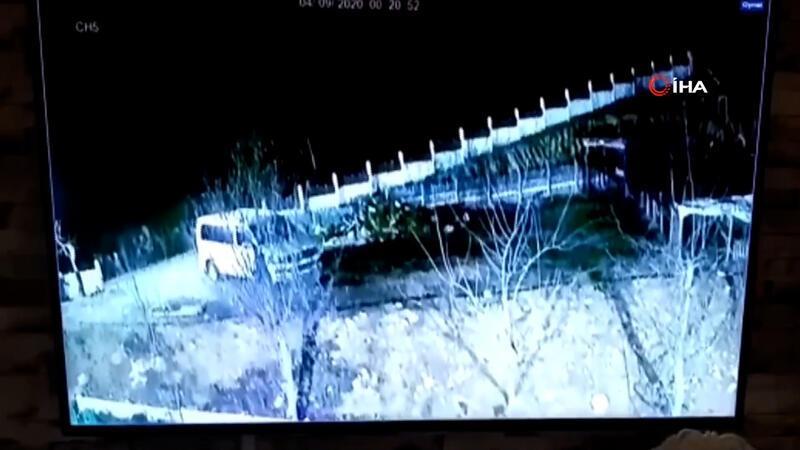 Son dakika... Ordu'nun Korgan ilçesindeki deprem anı kamerada
