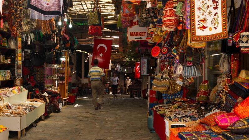 Türkiye'nin en iyi 10 turistik pazarı hangisi?