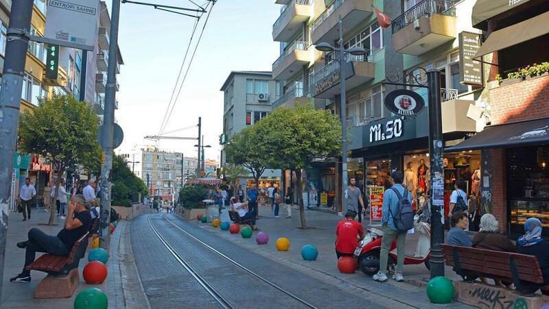 Türkiye'nin popüler en iyi 10 caddesi hangisi?