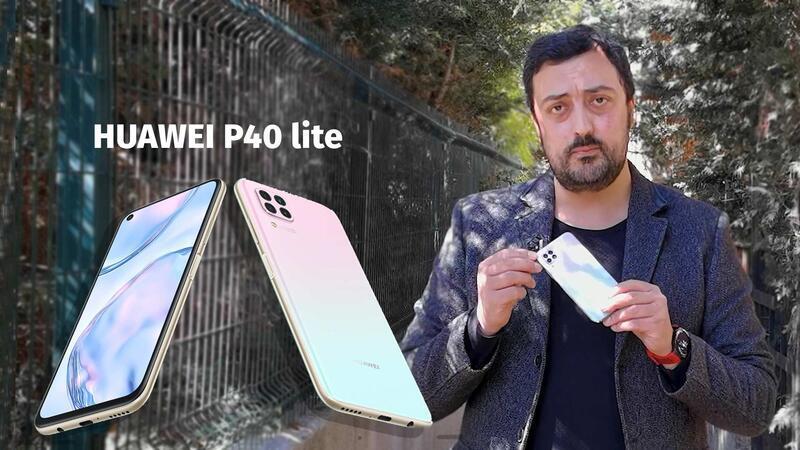 Huawei P40 Lite incelemesi
