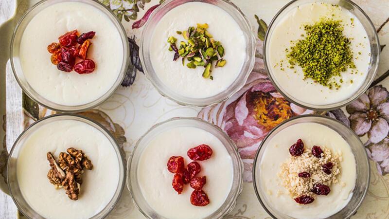 Türk mutfağının en iyi 10 sütlü tatlısını seçiyoruz