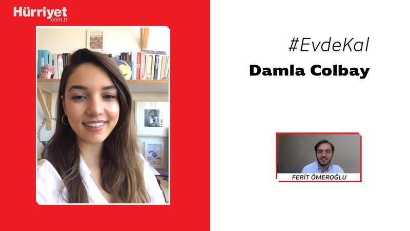 Damla Colbay: Aşkta Şuurumu O Kadar Kaybetmedim | Sabaha Kadar İstanbul'u Koşarım | Hekimoğlu