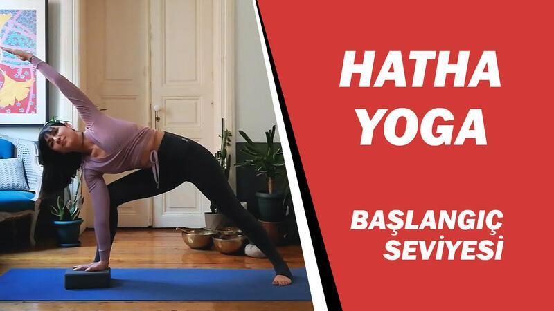 İç organları rahatlatan Hatha yoga pratiği