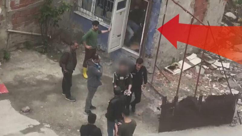 Arnavutköy'de taciz iddiası mahalleyi karıştırdı