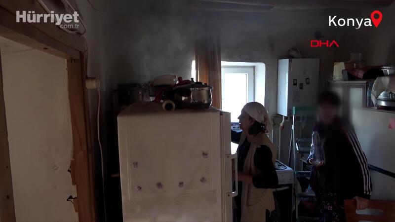 Anne- kızın yaşadığı evde çıkan yangınlar, gizemini koruyor