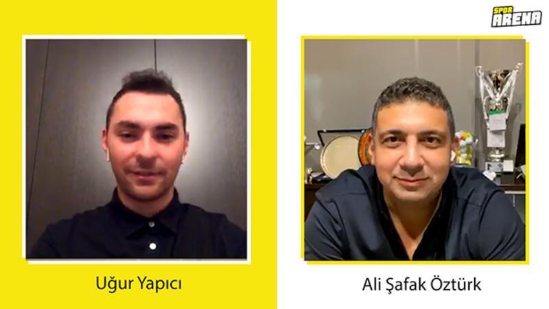 Ali Şafak Öztürk: Nazım Sangare için teklif yok'
