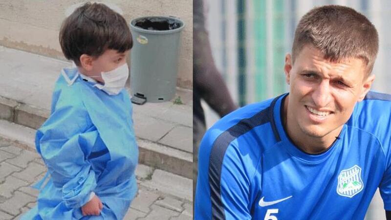 Son dakika haberler: Süper Lig eski futbolcusunun öldürdüğü oğlunun görüntüsü ortaya çıktı