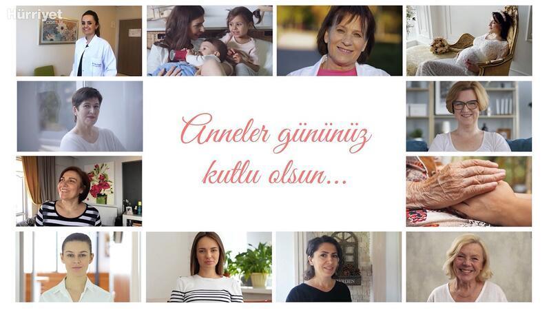 Sımsıkı Sarılabileceğimiz Nice Anneler Günlerine... Anneler Günü Kutlu Olsun