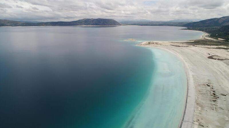 """""""Türkiye'nin Maldivleri"""" eski görüntüsüne kavuşturuldu"""