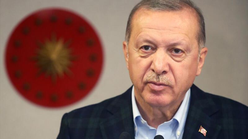 Cumhurbaşkanı Erdoğan, İstanbul Havalimanı Metro Projesi'nde konuştu