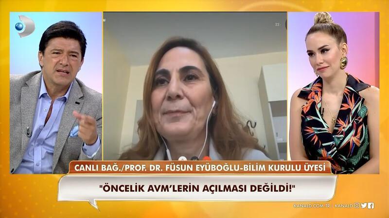 Prof. Dr. Füsun Eyüpoğlu'ndan coronavirüs uyarısı!