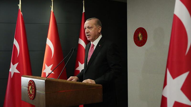 Cumhurbaşkanı Erdoğan: Cumhur İttifakı'nı daha da güçlendirmeye kararlıyız